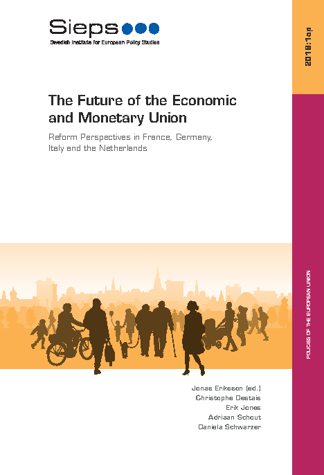 The Future of the Economic and Monetary Union: Reform Perspectives in France, Germany, Italy and the Netherlands