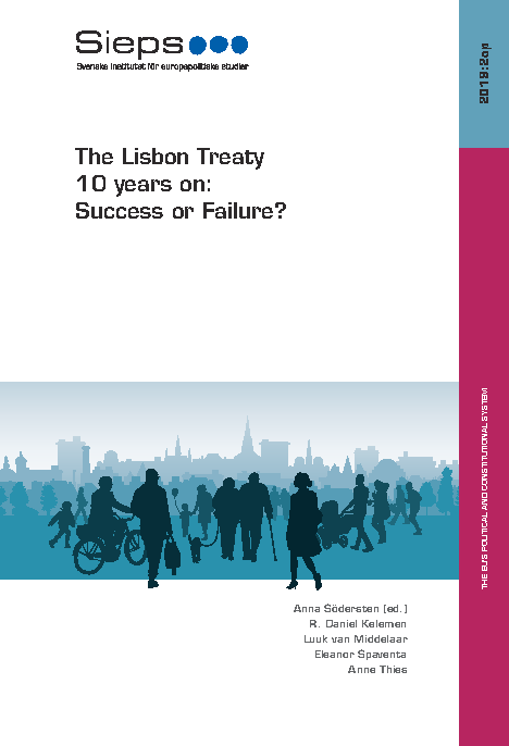 The Lisbon Treaty 10 years on: Success or Failure?