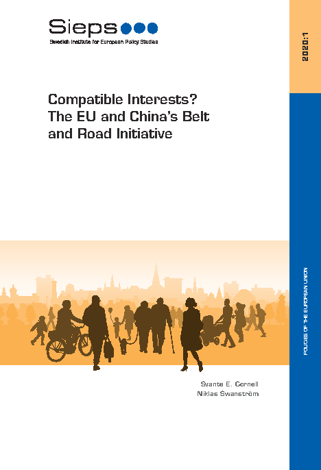 Compatible Interests? The EU and China's Belt and Road Initiative