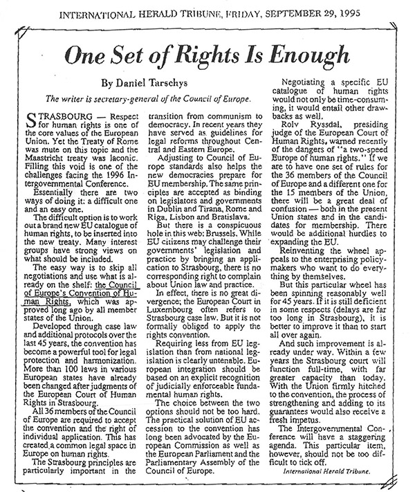 IHT 1995 One Set of Rights.jpg