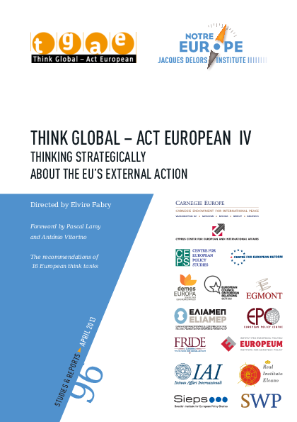 TGAE IV: Thinking strategically about the EU external action